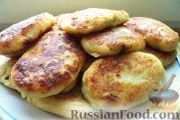 Фото к рецепту: Зразы картофельные с ливером