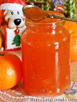 Фото к рецепту: Джем из мандаринов