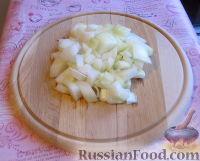 Фото приготовления рецепта: Суп с курицей, овощами и яйцами - шаг №5