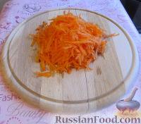 Фото приготовления рецепта: Суп с курицей, овощами и яйцами - шаг №7