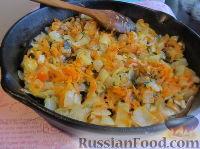 Фото приготовления рецепта: Суп с курицей, овощами и яйцами - шаг №8
