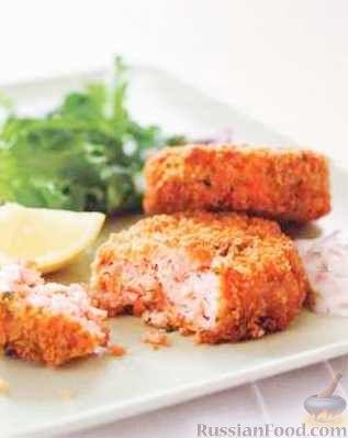 фарш из лосося рецепты