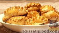 Фото к рецепту: Пирожки с мясом