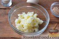 Картофельные зразы с яйцом и зеленью - рецепт пошаговый с фото