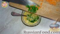 Фото приготовления рецепта: Яичный ролл (на завтрак) - шаг №1