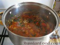 Фото приготовления рецепта: Чахохбили по-грузински - шаг №13