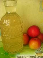 Фото к рецепту: Яблочный компот