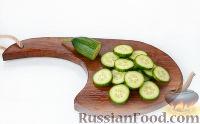"""Фото приготовления рецепта: Закуска """"Грибочки"""" - шаг №9"""