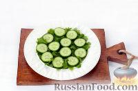 """Фото приготовления рецепта: Закуска """"Грибочки"""" - шаг №11"""