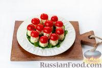 """Фото приготовления рецепта: Закуска """"Грибочки"""" - шаг №13"""