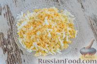 Салат нежность с креветками и ананасом и грибами — pic 8