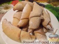 Фото к рецепту: Рогалики