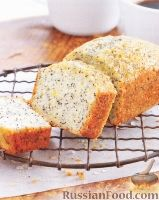 Фото к рецепту: Лимонно-маковый пирог