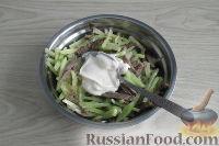 Салат Ташкент с редькой и говядиной - рецепт пошаговый с фото