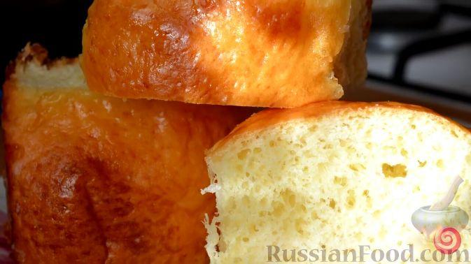 воздушные творожные булочки рецепты