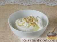 """Фото приготовления рецепта: Салат """"Новогодний венок"""" - шаг №4"""