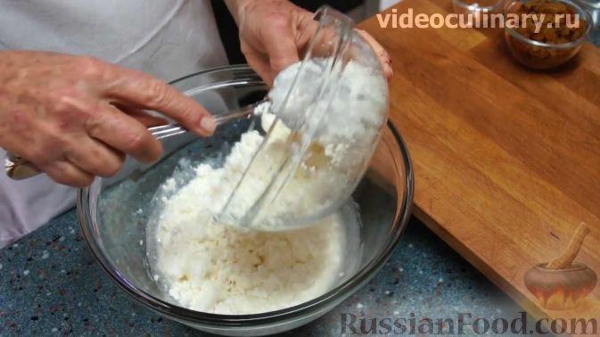 рецепты из сладкой творожной массой
