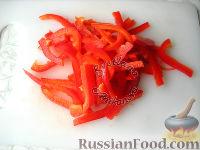 """Фото приготовления рецепта: Салат """"Браво"""" c пикантной заправкой - шаг №1"""