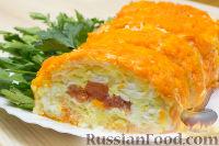 Фото к рецепту: Салат-закуска