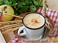 Фото к рецепту: Овощной крем-суп с сыром