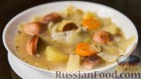 Суп с капустой и картошкой - рецепт пошаговый с фото