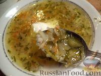 Фото к рецепту: Рассольник  «Ленинградский»
