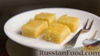 Фото к рецепту: Лимонные брауни