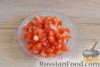 Фото приготовления рецепта: Кесадилья с курицей и сыром - шаг №5