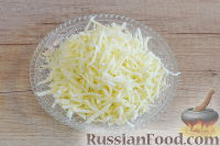 Фото приготовления рецепта: Кесадилья с курицей и сыром - шаг №7