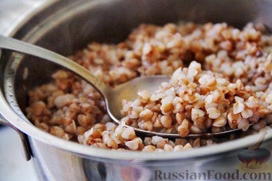 Как приготовить гречку пошагово в