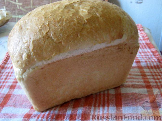 Хлеб в домашних условиях в духовке рецепты 76