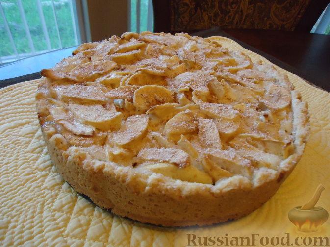 Самый вкусный яблочный пирог рецепт