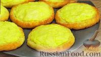 Фото к рецепту: Шаньги с картошкой