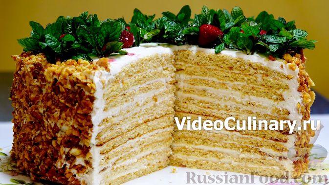 торт красный бархат с фруктовой начинкой рецепт пошагово