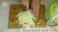 """Фото приготовления рецепта: Голубцы """"Необыкновенные"""" из пекинской капусты - шаг №15"""