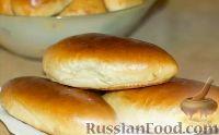 Фото к рецепту: Дрожжевые пирожки с капустой