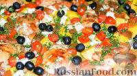 Фото к рецепту: Курица с картошкой по-гречески