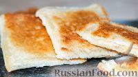 Фото к рецепту: Быстрые пирожки (без теста и без выпечки)