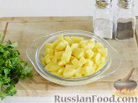 Фото приготовления рецепта: Чешский чесночный суп - шаг №3