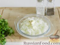 Фото приготовления рецепта: Чешский чесночный суп - шаг №4