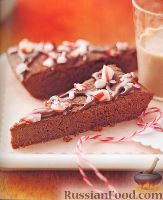 Фото к рецепту: Коврижка шоколадная