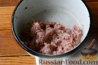 Фото приготовления рецепта: Треугольники из лаваша с фаршем - шаг №2