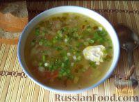 Фото к рецепту: Рассольник ленинградский