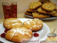 печенье рецепт со сметанни