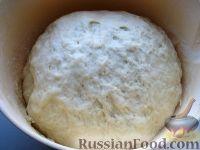 Фото к рецепту: Тесто дрожжевое сдобное