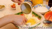Фото приготовления рецепта: Басбуса (нежная восточная сладость) - шаг №8