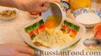 Фото приготовления рецепта: Басбуса (нежная восточная сладость) - шаг №9