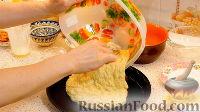 Фото приготовления рецепта: Басбуса (нежная восточная сладость) - шаг №11