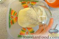 Фото приготовления рецепта: Басбуса (нежная восточная сладость) - шаг №4