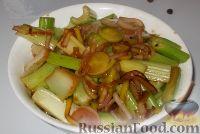 Фото к рецепту: Жареный сельдерей